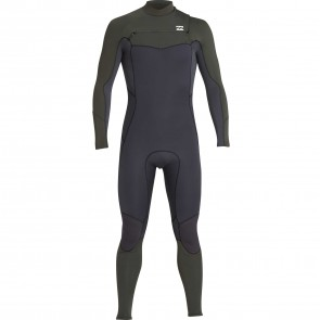 Billabong Furnace Absolute Comp 4/3 Chest Zip Wetsuit