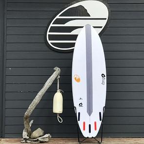 Torq PGR 6'4 x 22 1/2 x 2 7/8 Used Surfboard