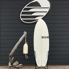 Superbrand Fling 5'2 x 19 3/4 x 2 3/8 Used Surfboard