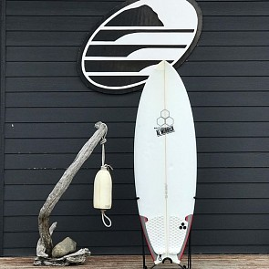 Channel Islands Pod Mod 5'6 x 20 3/8 x 2 1/2 Used Surfboard - Deck