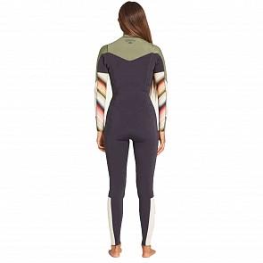 Billabong Women's Salty Dayz 3/2 Chest Zip Wetsuit - Spring 2019