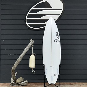 Channel Islands Black and White 5'10 x 18 1/2 x 2 5/16 Used Surfboard