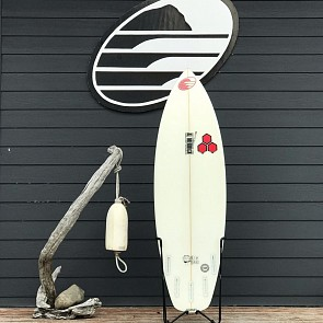 Channel Islands Neck Beard 5'7 x 19 1/2 x 2 5/16 Used Surfboard
