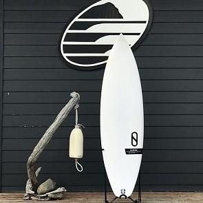 Firewire Gamma 5'11 x 18 7/8 x 2 7/16 Used Surfboard - Dims