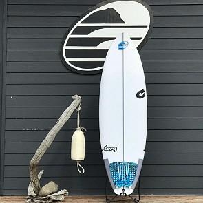 Torq PGR 6'4 x 22 1/2 x 2 7/8 Used Surfboard - Deck