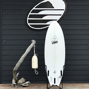 Channel Islands Pod Mod 5'6 x 20 3/8 x 2 1/2 Used Surfboard