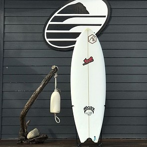 Lost Puddle Fish 5'9 x 21.5 x 2.56 Used Surfboard - Deck