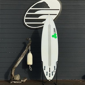 Channel Islands Taco Grinder 6'1 x 18 3/8 x 2 1/4 Used Surfboard