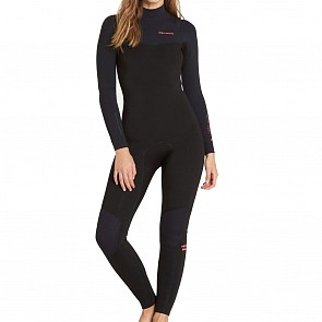 Billabong Women's Furnace Carbon 3/2 Chest Zip Wetsuit - 2019