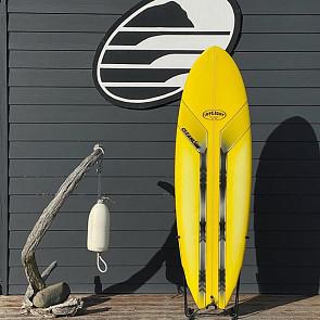 Inflight Fish 6'4 x 22 3/4 x 2 5/8 Used Surfboard