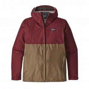 Patagonia Torrentshell Jacket - Oxide Red