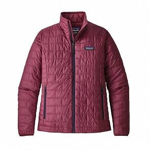 Patagonia Women's Nano Puff Jacket - Arrow Red