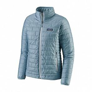 Patagonia Women's Nano Puff Jacket - Big Sky Blue