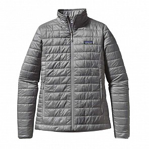 Patagonia Women's Nano Puff Jacket - Feather Grey