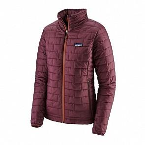 Patagonia Women's Nano Puff Jacket - Light Balsamic