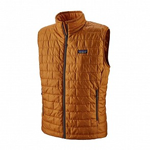 Patagonia Nano Puff Vest - Hammonds Gold