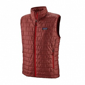 Patagonia Nano Puff Vest - Oxide Red