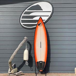 Arakawa Element 6'3 x 19 x 2.56 Used Surfboard - Deck