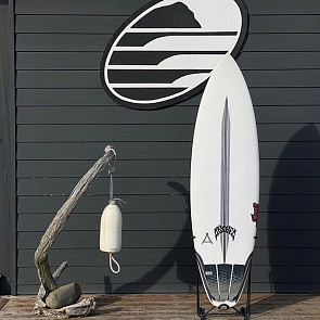 Lost Uber Driver 6'2 x 20.38 x 2.56 Used Surfboard - Deck