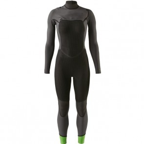 Patagonia Women's R2 Yulex 3.5/3 Chest Zip Wetsuit