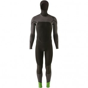Patagonia R2 Yulex 3.5/3 Hooded Chest Zip Wetsuit