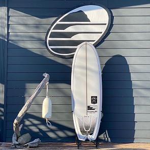 Creative Army Taco 5'10 x 21 7/8 x 2 3/4 Used Surfboard - Deck