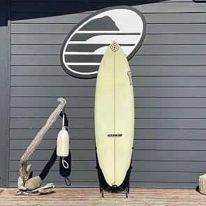Shuler Egg 6'6 x 21 1/2 x 2 1/2 Used Surfboard - Deck