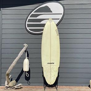 Shuler Egg 6'6 x 21 1/2 x 2 1/2 Used Surfboard