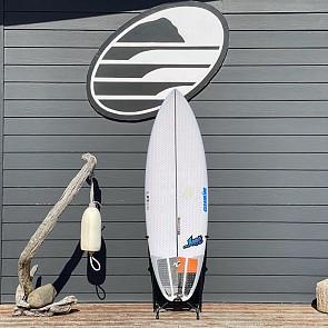 Lib Tech Puddle Jumper HP 5'8 x 20.5 x 2.5 Used Surfboard - Deck