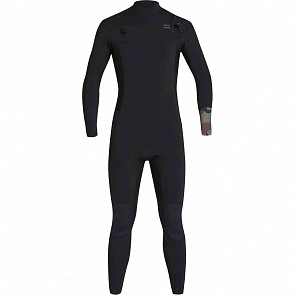 Billabong Furnace Revolution 3/2 Chest Zip Wetsuit - Camo