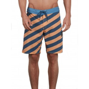 Volcom Stripey Stoneys Boardshorts - Summer Orange