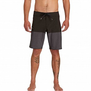 Volcom Lido Heather Boardshorts - Black