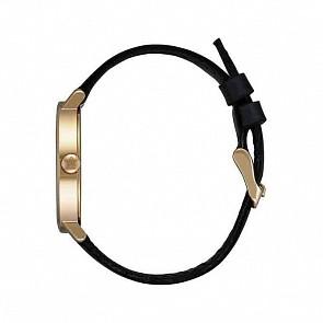 Nixon Women's Arrow Leather Watch - Gold/Black/Silver