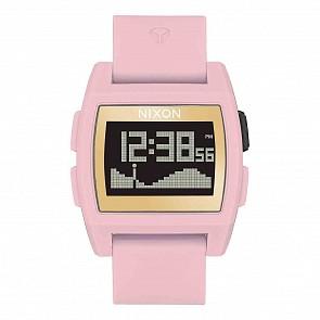 Nixon Base Tide Watch - Soft Pink/Gold/LH