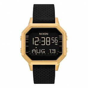 Nixon Women's Siren SS Watch - Gold/Black LH