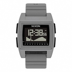 Nixon Base Tide Pro Watch - Gray