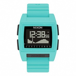 Nixon Base Tide Pro Watch - Seafoam