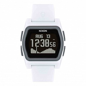 Nixon Women's Rival Watch - White/Charcoal