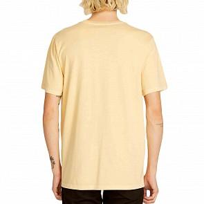 Volcom Peace Is Progress T-Shirt - Light Peach