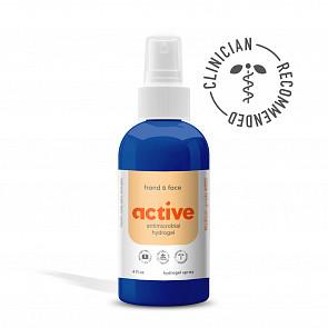 Active Skin Repair Antimicrobial Hydrogel  - Front