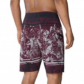 Dakine Lawai Boardshorts - Plum Shadow Trop