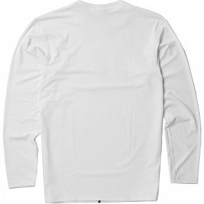 Vissla All Time Long Sleeve Rashguard - White