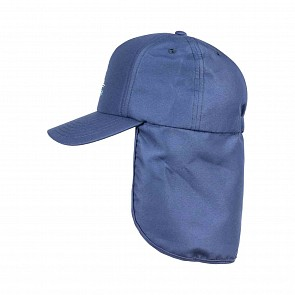 Quiksilver Youth Flap Magic Sun Hat - Bijou Blue