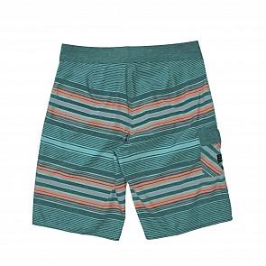 Billabong All Day Stripe Boardshorts - Aqua