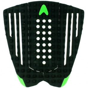Astrodeck 126 Gudauskas Pro Traction - Black/Green