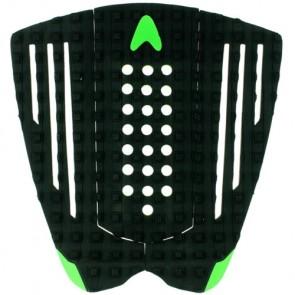 Astrodeck 126 Gudauskas Pro Traction - Black/Green