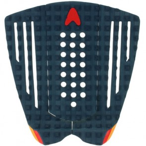 Astrodeck 126 Gudauskas Pro Traction - Navy/Red