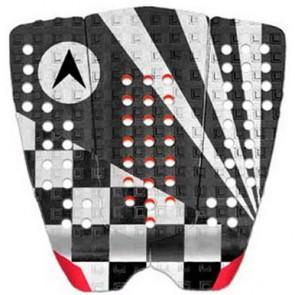 Astrodeck 808 John John Traction - Black/White/Red
