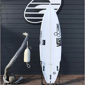 Channel Islands Black & White 6'0 x 19 1/8 x 2 7/16 Used Surfboard