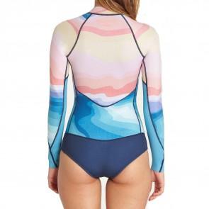 Billabong Women's Salty Dayz 2mm Long Sleeve Spring Wetsuit - Fall 2018